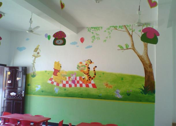 做墙绘公司,手绘外墙公司,墙涂鸦